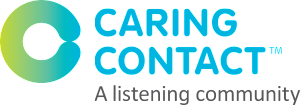 Hi-res Caring Contact Logo